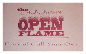 The Open Flame